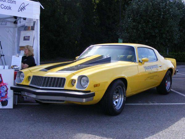 Chevrolet Camaro 1977