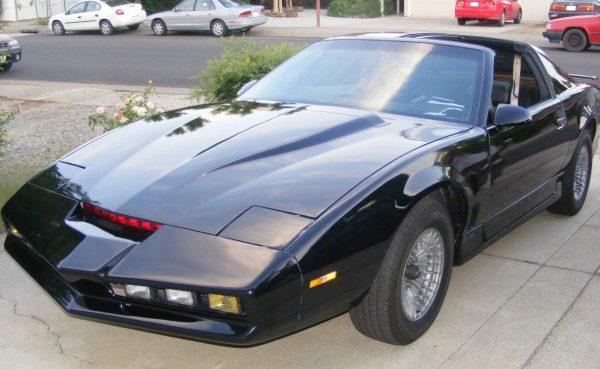 Pontiac Firebird Trans Am KITT Edition