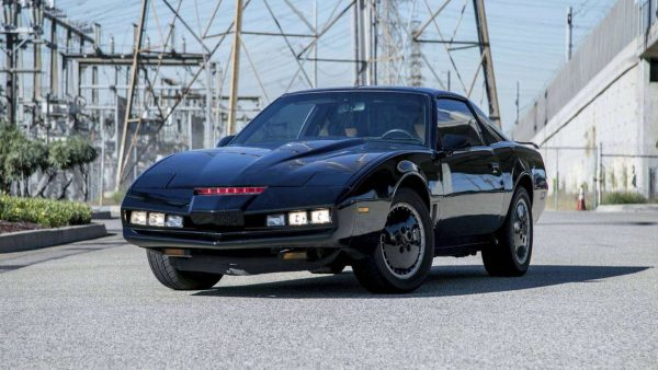 Pontiac Firebird Trans Am KITT Edition