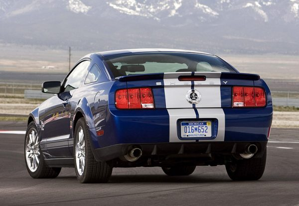 Ford Mustang Shelby GT500KR 2008