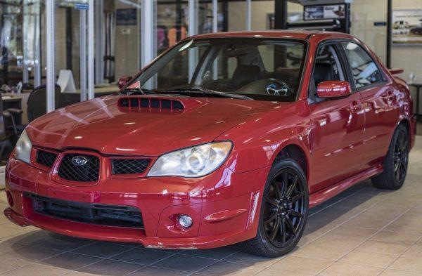 Subaru Impreza WRX Limited 2006