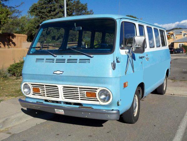 Chevrolet Sportvan 108