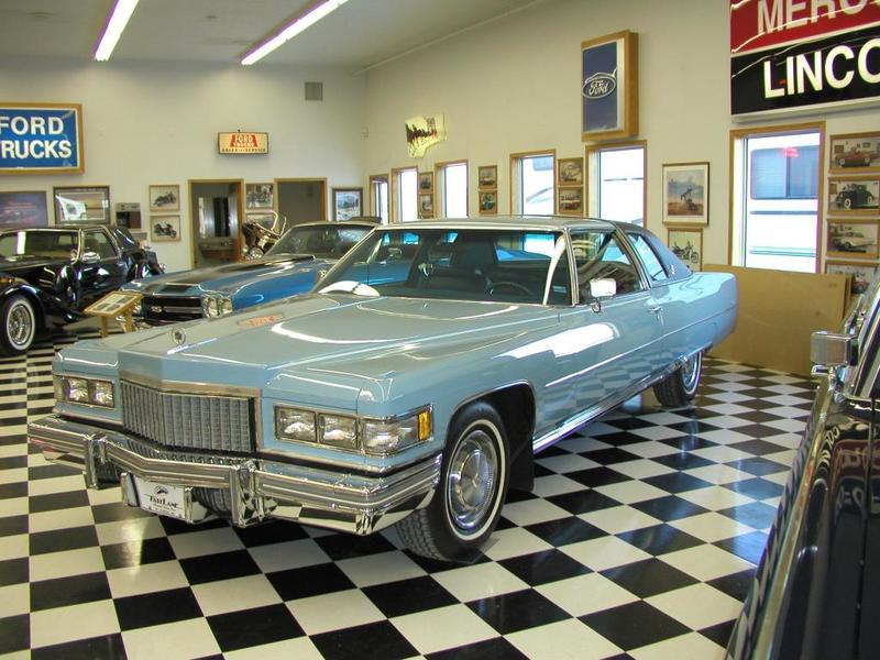 Cadillac Данилы Багрова: раритетная машина из культового фильма «Брат 2»
