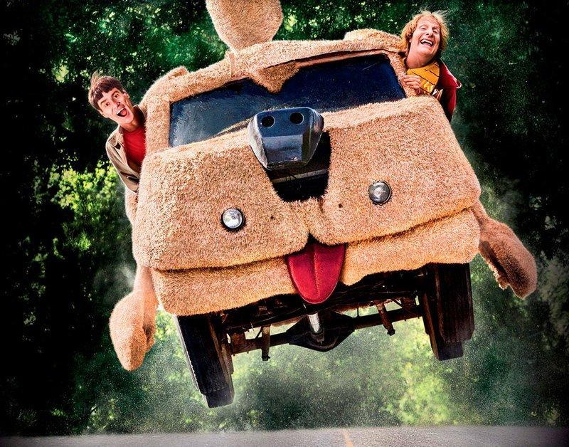 «Собачья машина» из фильма «Тупой и ещё тупее»: что прячется под меховым рестайлингом?