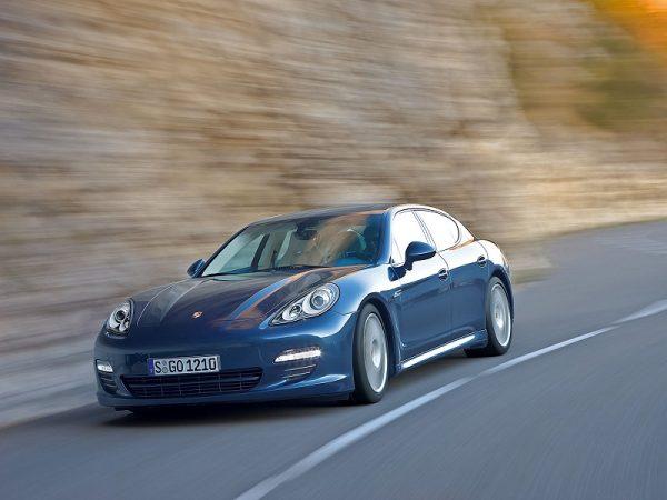 Porsche Panamera 2009
