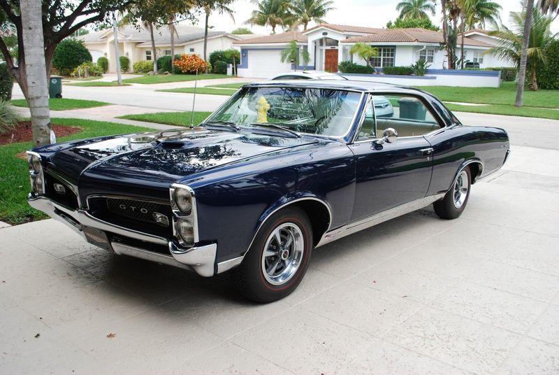 Американская мощь из фильма «Три икса»: Pontiac GTO 1967 для Вина Дизеля