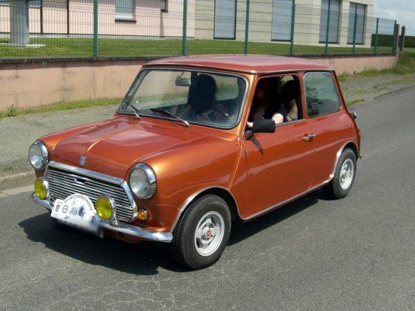 Austin Mini Special 1977