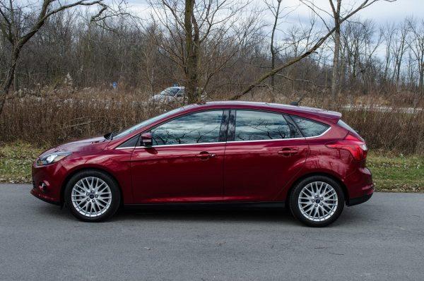 Ford Focus Titanium Hatchback