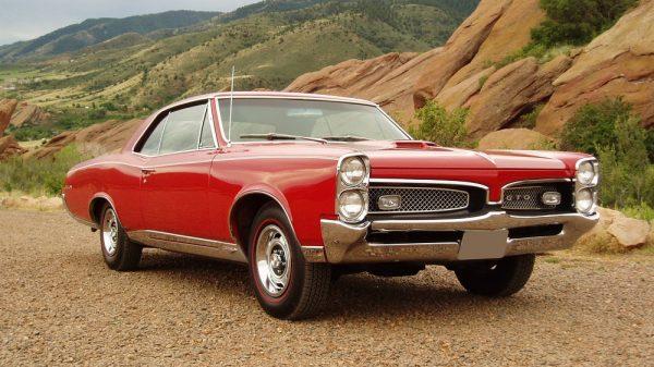 Pontiac GTO 1967