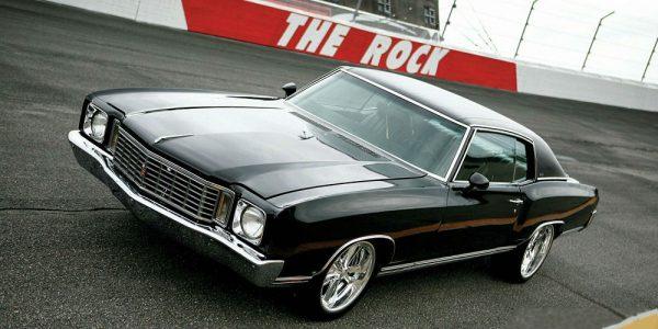 Chevrolet Monte Carlo 1972