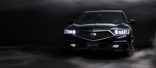 Honda Legend 2018