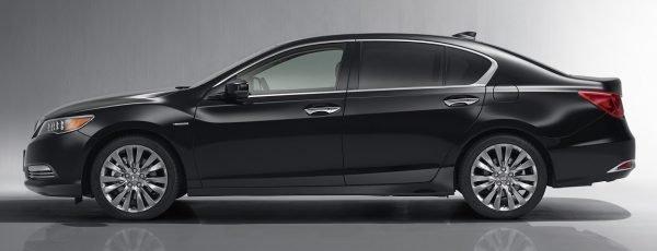 Honda Legend 2018