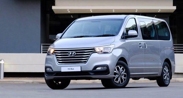 Hyundai H1 2018