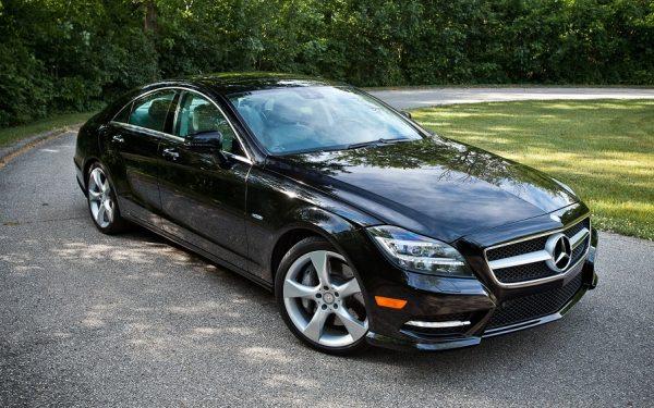 Mercedes CLS 550 2012