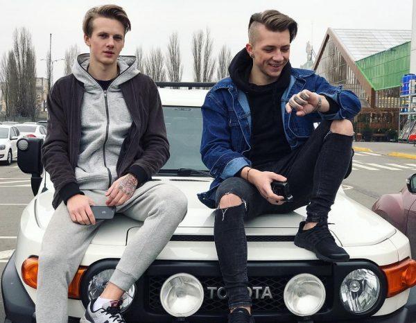 Какая машина у Андрея Мартыненко