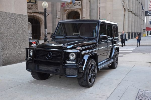 Mercedes G63 AMG