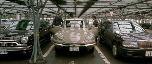 Кадр из фильма «Васаби»