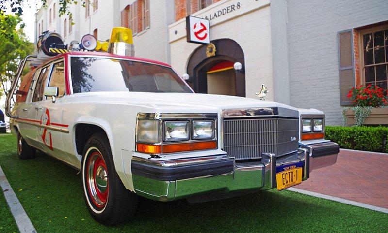 Машина «Охотников за привидениями»: на чём ездили герои в популярном фильме?