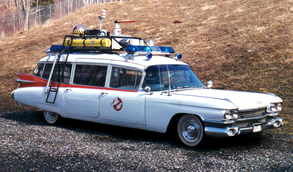 Cadillac 1959 из «Охотники за привидениями»