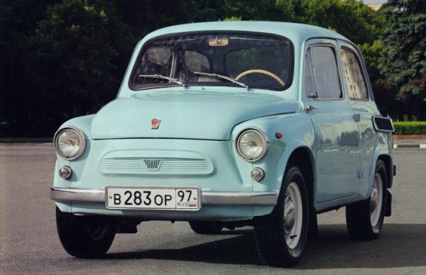 Автомобиль папы дяди Фёдора
