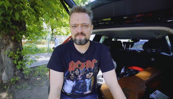 Машина Александра Пушного