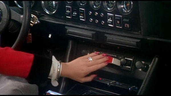 Машина Орнеллы Мути в Укрощении строптивого
