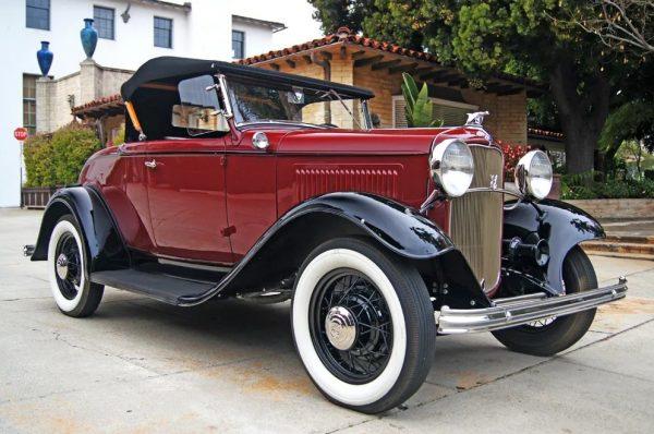 Форд Model B (V8)