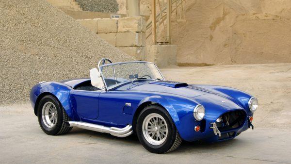 Форд — Shelby Cobra