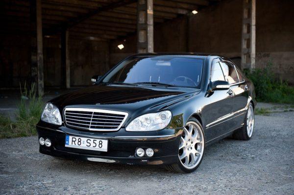 Mercedes-Benz S500 W220