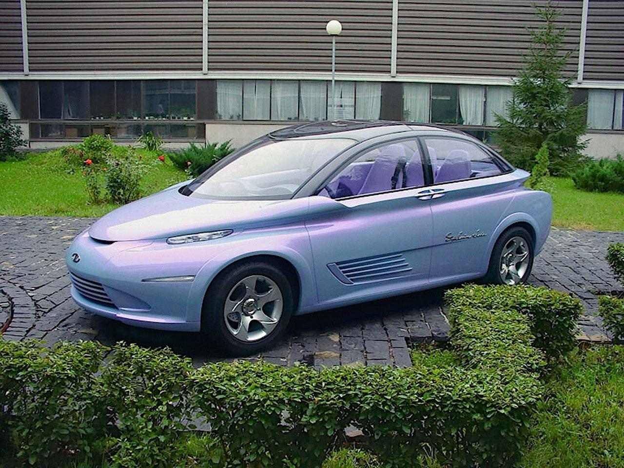 Тест: существовал ли такой автомобиль в советское время