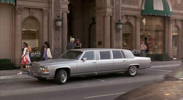 Машины из фильма «Красотка»