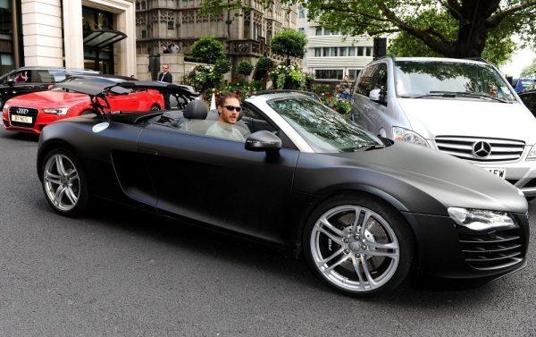 Машины Тома Харди