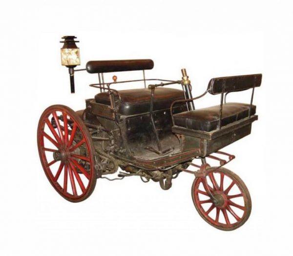 какими были первые машины разных марок