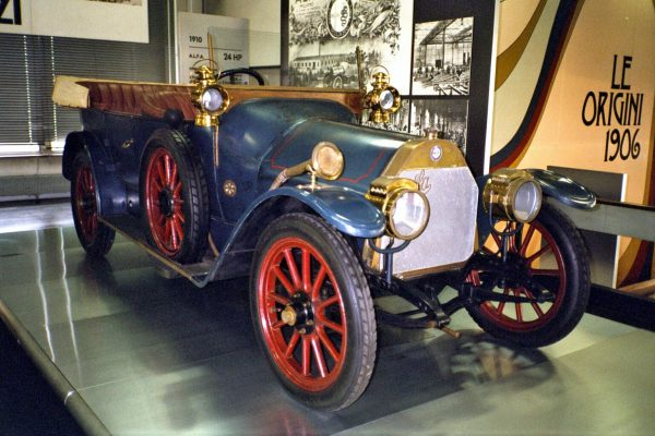 A.L.F.A. 24 HP (Alfa Romeo)