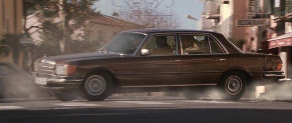 Машины из фильма Ронин 1998 года