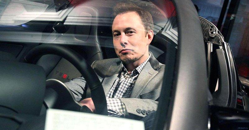 Илон Маск вновь напомнил своим подписчикам, какие машины предпочитает