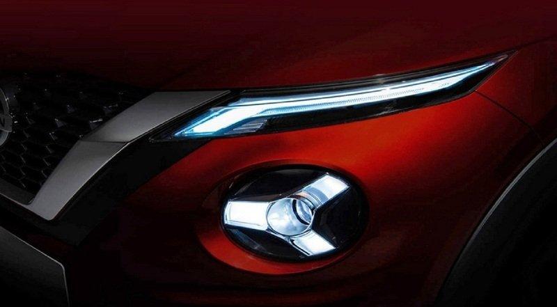 Nissan приоткрыла завесу тайны касаемо своего нового кроссовера