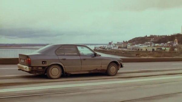 Машина из фильма «Жмурки»