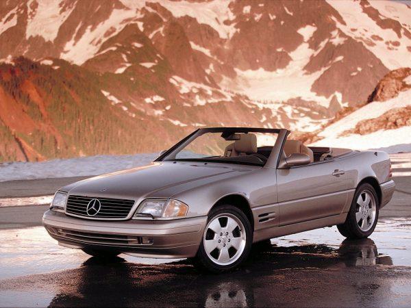 Mercedes 129/500 SL Rodster