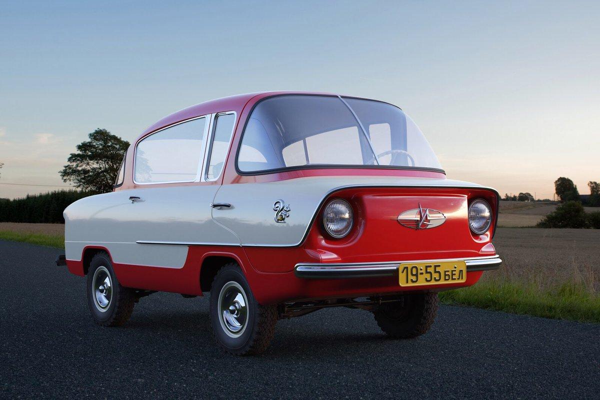 Тест: насколько хорошо вы знаете автопром советских лет?