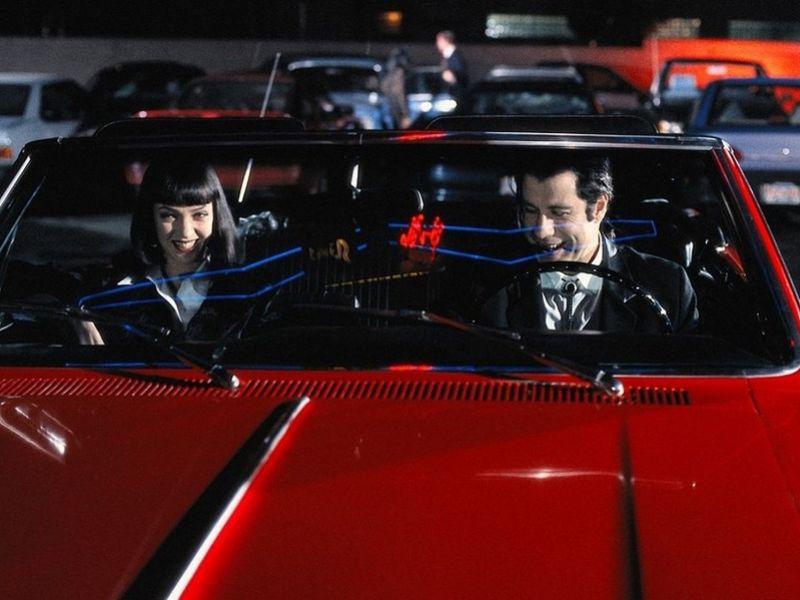 Машины из фильма Криминальное чтиво — на чем ездили герои лучшего фильма от Тарантино