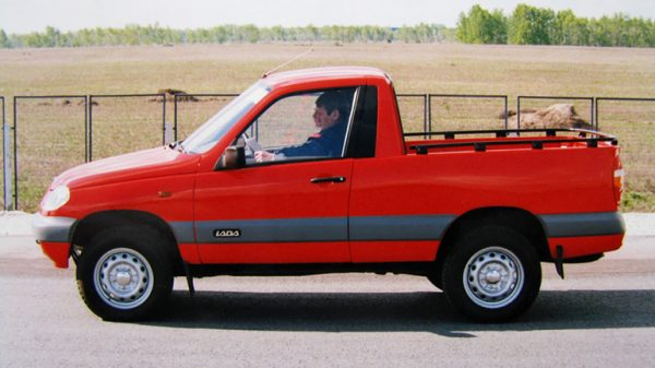 Chevrolet Niva пикап