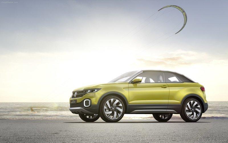 Volkswagen собирается пересобратькроссовер T-Cross в версию купе