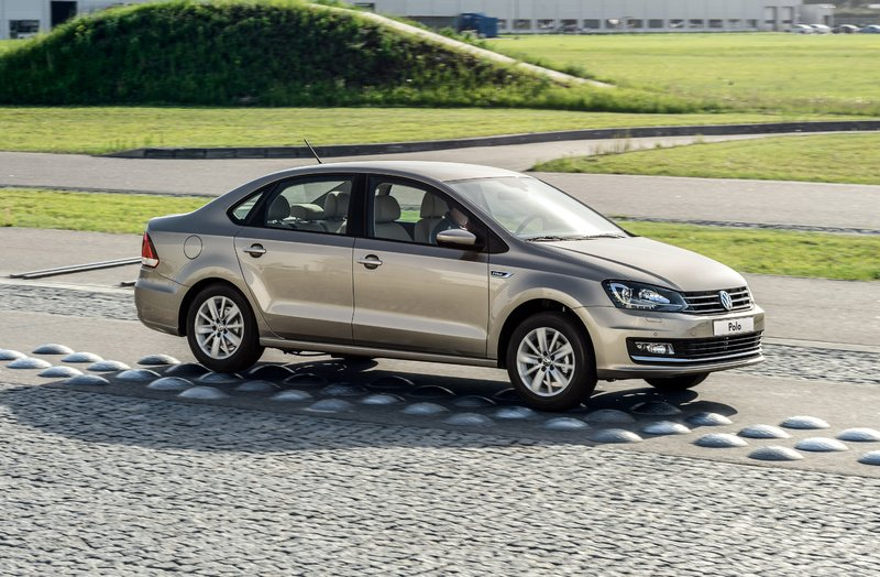 Volkswagen показала цены на модели Polo 2020