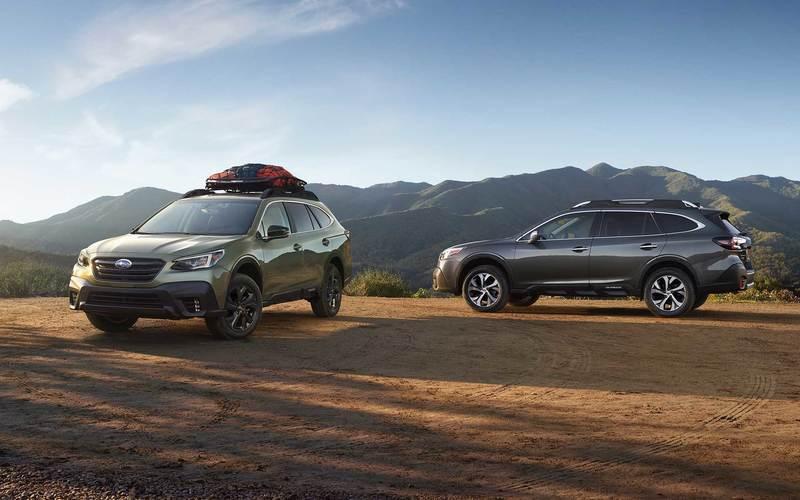 Subaru обновила модельный ряд линейки Outback 2020 года