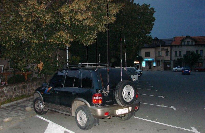 Почему с автомобилей исчезли длинные антенны