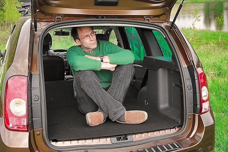 3 простых способа увеличить объем багажного отделения автомобиля