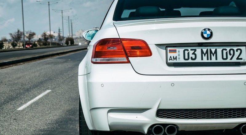 Почему на российских дорогах появилось много автомобилей с армянскими номерами