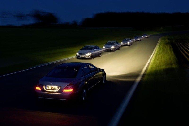4 законных способа сделать свет фар ярче