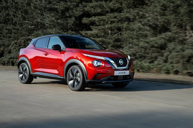 Nissan запускает новый Juke